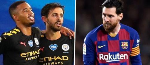 Manchester City prêt à inclure 3 joueurs et 100M€ pour Messi ? - yahoo.com