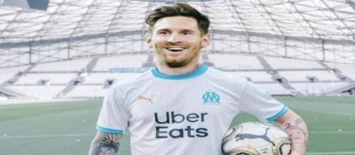 Messi: un like de l'argentin sur Twitter fait rêver les supporteurs de l'OM