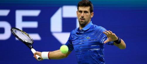Novak Djokovic, grande favorito degli Us Open 2020.