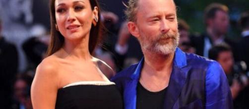 Thom Yorke e Dajana si sposano a Bagheria.