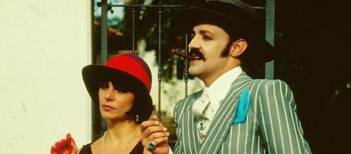 A atriz brilhou em 'Memórias de um Gigolô'. (Reprodução/TV Globo)