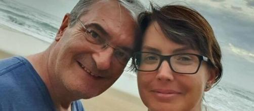 Alessandra Scatena e Rogério Gherbali tiveram dois filhos juntos. (Reprodução/Instagram/@alessandrascatenaoficial)