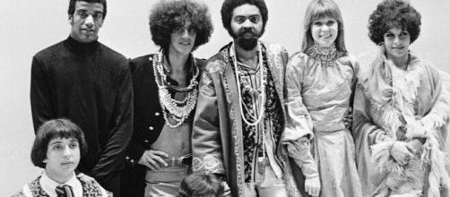 Caetano Veloso, Gilberto Gil, Gal Costa, Rita Lee foram os principais nomes do Tropicalismo. (Arquivo Blasting News)