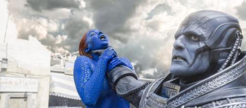 Cena impactante do filme 'X-Men Apocalipse'. (Reprodução/YouTube)
