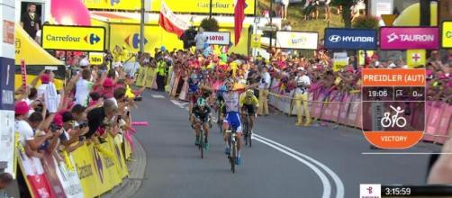 Il Giro di Polonia dal 5 al 9 agosto in diretta tv su Eurosport: la corsa celebra anche il centenario della nascita di Papa Giovanni Paolo II.