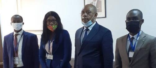 La JCI Cameroun au Premier Ministère (c) JCI Cameroun