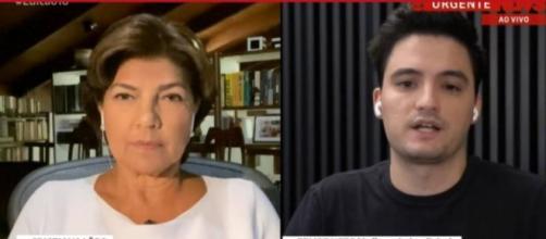 Na GloboNews, Felipe Neto critica a própria imprensa. (Arquivo Blasting News)