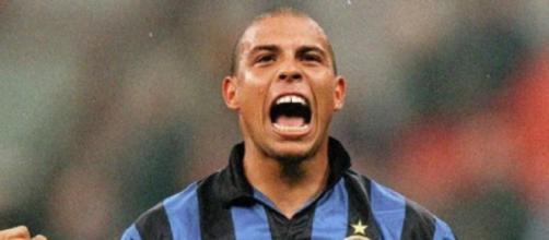 Ronaldo, ex punta dell'Inter ed attuale presidente del Valladoid.