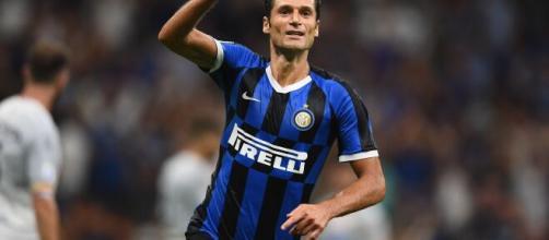 Calciomercato Inter, Candreva è in uscita e potrebbe interessare al Napoli.