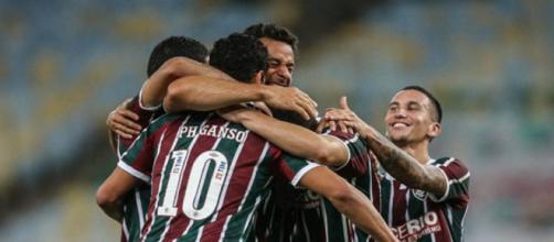 Fred desencanta e Fluminense vence o Vasco no Brasileirão (Foto: Lucas Merçon - https://www.lance.com.br/futebol-nacional)
