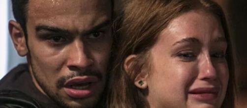 A filha de Germano correrá riscos em 'Totalmente Demais'. (Reprodução/ TV Globo)