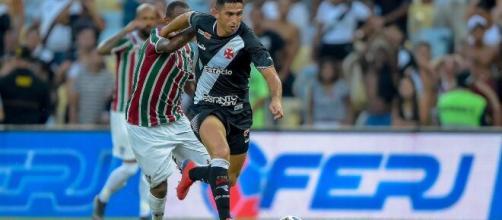 Danilo Barcelos passou por Vasco, Botafogo e agora pode reforçar o Flu. (Arquivo Blasting News)