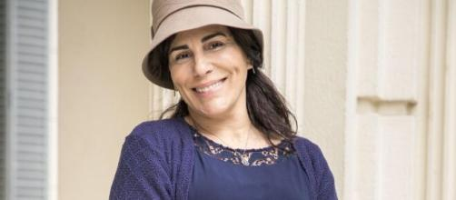 Glória Pires brilhou nas novelas da década de 90. (Reprodução/TV Globo)