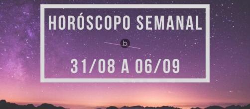 Horóscopo da semana: previsões dos signos entre 31/08 a 06/09. (Arquivo Blasting News)