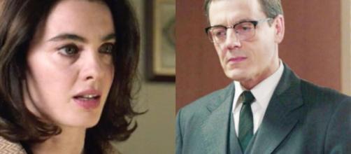 Il paradiso delle signore spoiler all'11-09: Luciano apprende l'inganno di Silvia e Clelia.