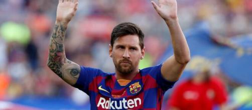Lionel Messi reveals he nearly left Barcelona in wake of tax charges - telegraph.co.uk