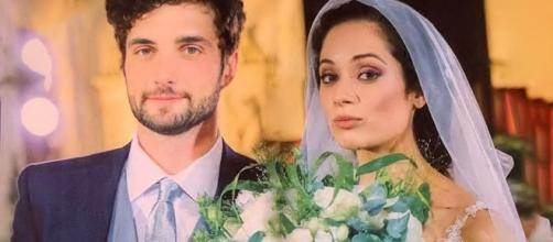Upas, puntate del 4 e 7 settembre: Susanna si sente in colpa durante il matrimonio.