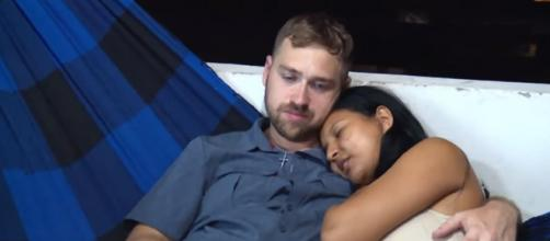 '90 Day Fiancé': Paul Staehle shares cryptic message about Karine's next step. [Image Source: TLC UK/YouTube]