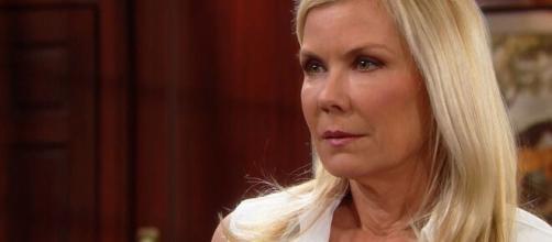 Beautiful, anticipazioni Usa: Brooke rivela a Flo dei disturbi mentali di Thomas.