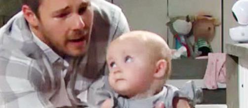 Beautiful, spoiler Usa: Liam capisce che Flo non ha mai partorito Phoebe.