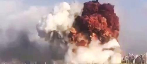 Explosão em Beirute deixa 25 mortos e 2,5 mil feridos, apontam autoridades. (Arquivo Blasting News)