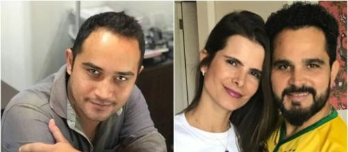 Filho de Luciano Camargo lamentou ausência do pai em sua vida. (Arquivo Blasting News)