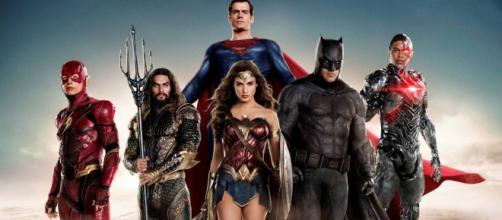 Filme 'Liga da Justiça' foi lançado em 2017. (Reprodução/Telecine)