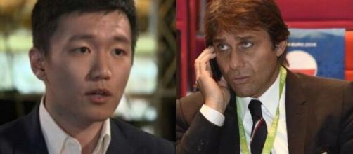 Inter: patto per l'Europa League dopo la telefonata Conte-Zhang.