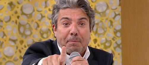 João Kléber é um grande apresentador da televisão. (Reprodução/RedeTV!)