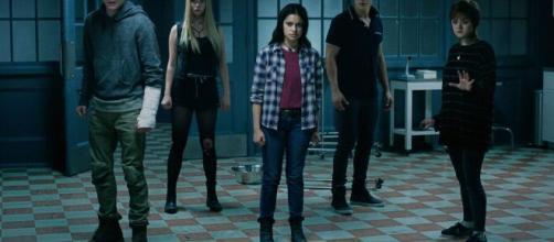 New Mutants: la sinossi rivela che Magik è la sorella minore di Colosso degli X-Men - foto di jamovie.it.