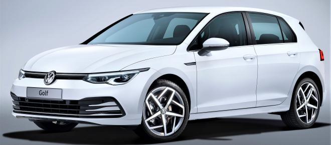 Volkswagen Golf insegue la Fiat 500 X nelle vendite del mese di luglio