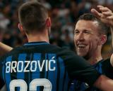 Perisic e Brozovic insieme ai tempi dell'Inter.