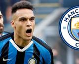 Inter, su Lautaro Martinez piomba il Manchester City.