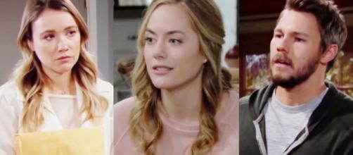 Beautiful, anticipazioni Usa: Flo ammette a Liam che Phoebe è la figlia di Hope.