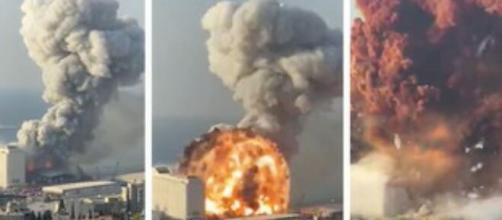 Beirut, ieri una violenta esplosione ha provocato 78 morti e 3.700 feriti.