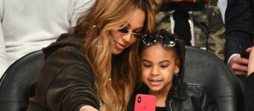 Beyoncé: Blue Ivy lui ressemble comme deux gouttes d'eau - Actu ... - nrj.fr