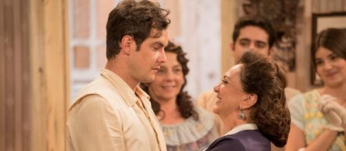 'Êta Mundo Bom!' foi exibida até em Portugal. (Reprodução/TV Globo)