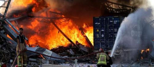 Explosión en Beirut : tragedia nacional sin precedentes