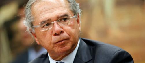 Guedes diz que chamar novo imposto de CPMF é maldade ou ignorância. (Arquivo Blasting News)