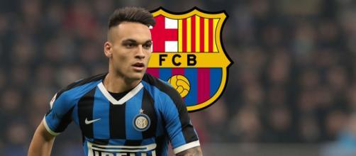 Inter, cambiano i piani del Barcellona per Lautaro.