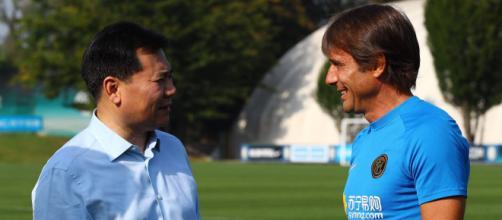 Inter, Zhang detta le condizioni a Conte.