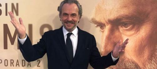 José Coronado, actor madrileño, está de cumpleaños