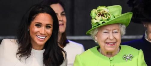Meghan Markle gets birthday wishes from Royal Family. [Image source/Access YouTube video]