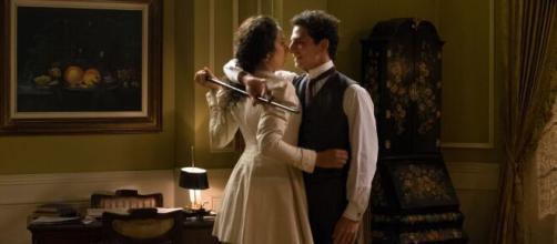 Una vita, anticipazioni al 15 agosto: Genoveva tenta di sedurre Antonito.