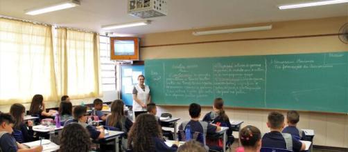 Volta as aulas pode ter um reflexo muito maior do que o imaginado para disseminação da Covid-19. (Arquivo Blasting News)