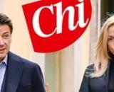 Olivia Paladino, la compagna di Giuseppe Conte.
