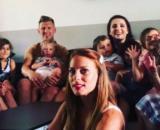 la Famille Pélissard fait le buzz sur les réseaux sociaux - Photo capture d'écran Facebook Famille Pelissard