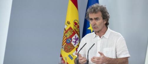 Fernando Simón pone condiciones para el Estado de Alerta por el coronavirus.