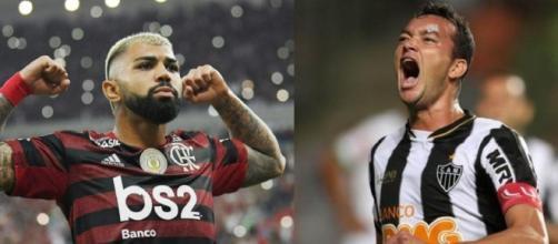 Flamengo encara o Atlético-MG pelo Brasileirão. (Arquivo Blasting News)