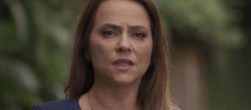 Lili ficará chocada com descoberta em 'Totalmente Demais'. (Reprodução/TV Globo)